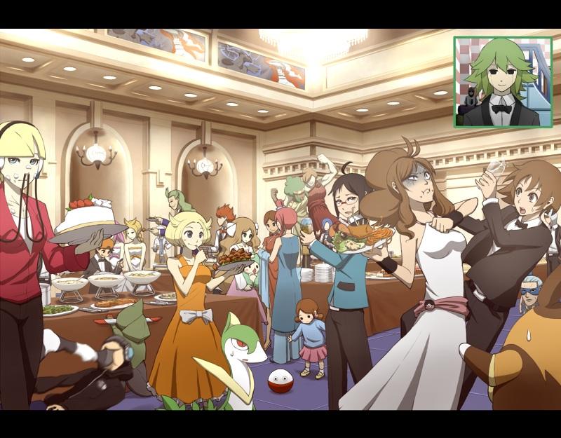 Concordia Pok 233 Mon Zerochan Anime Image Board