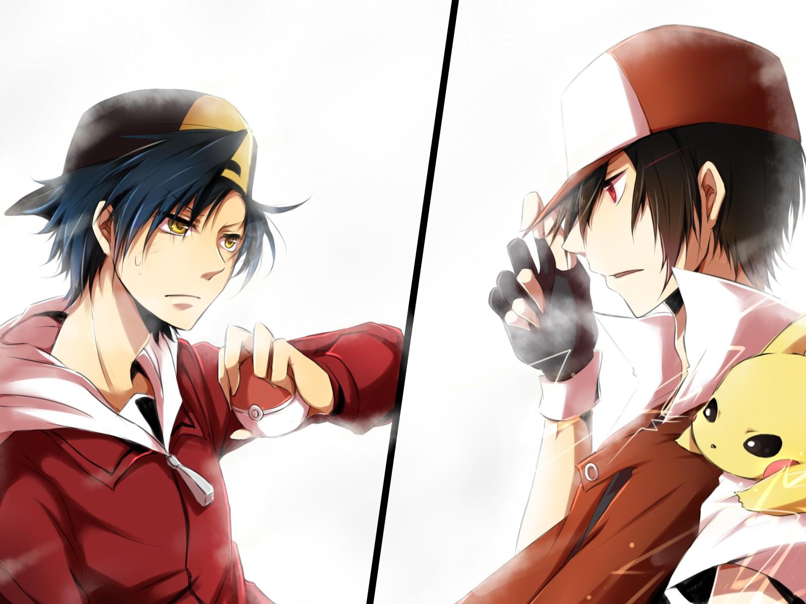 Red pok mon wallpaper zerochan anime image board - Fanart anime wallpaper ...