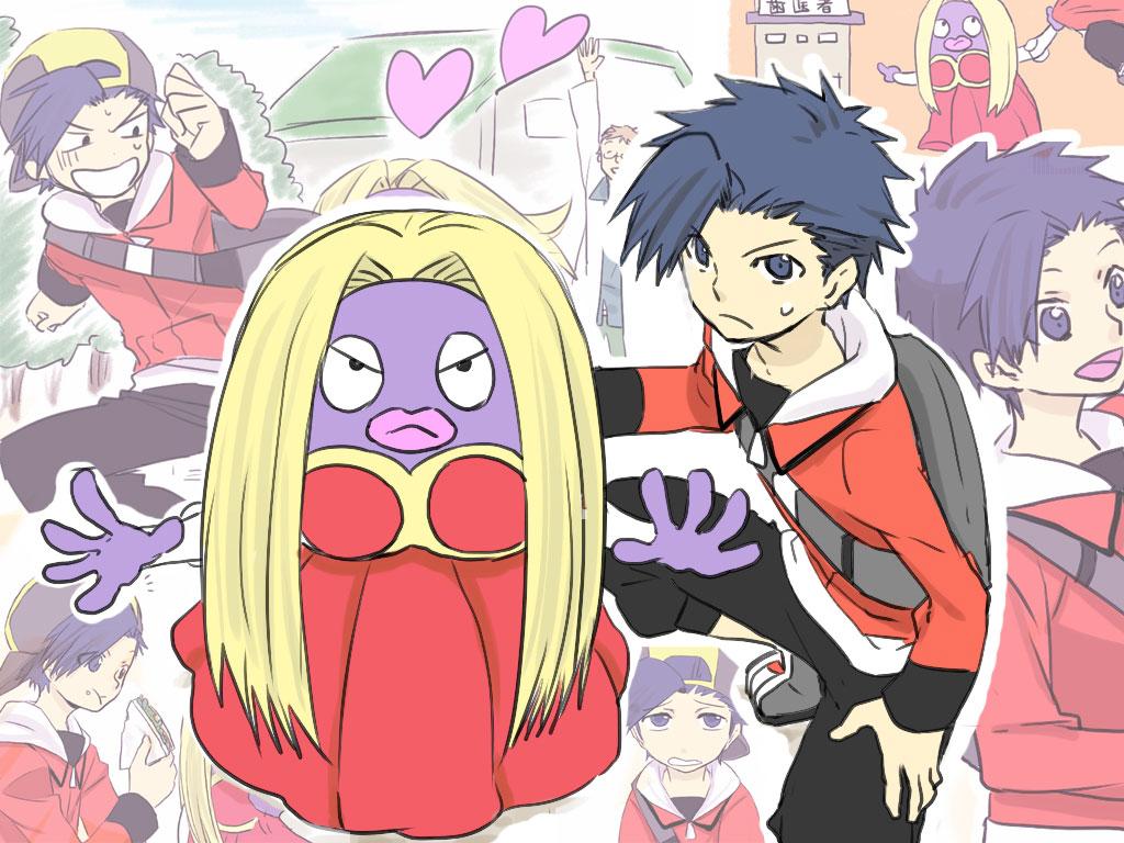 Jynx Pok 233 Mon Zerochan Anime Image Board