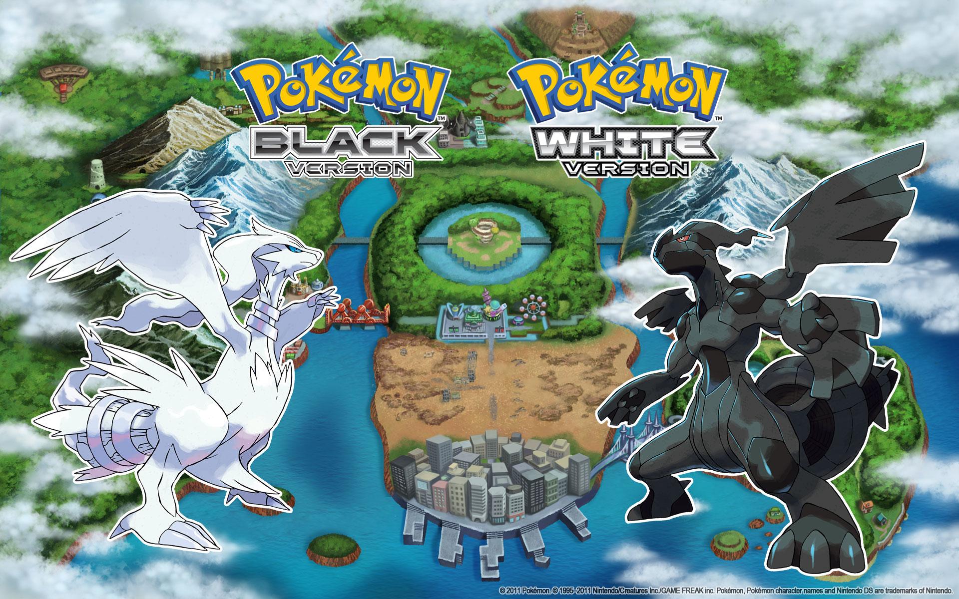 pokemon black and white 2 скачать на русском-1