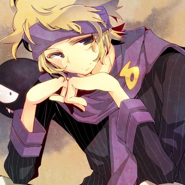 Tags: Anime, Yaduhiyo, Pokémon, Gastly, Matsuba (Pokémon), Pixiv