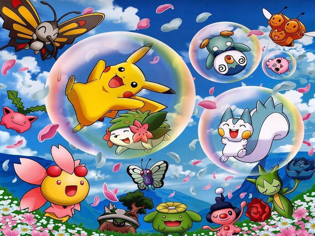 Pokemon The Movie Giratina And The Sky Warrior Image 1375038