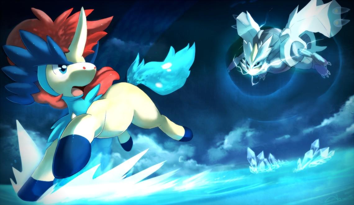 Pokémon the movie: kyurem vs. The sword of justice. | book by.