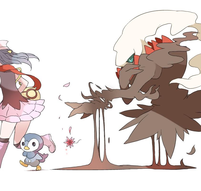 Pokemon The Movie The Rise Of Darkrai Zerochan Anime Image Board