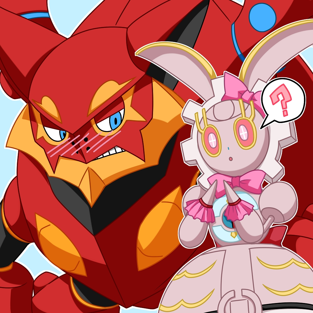 Pokemon The Movie Volcanion And The Mechanical Marvel Image