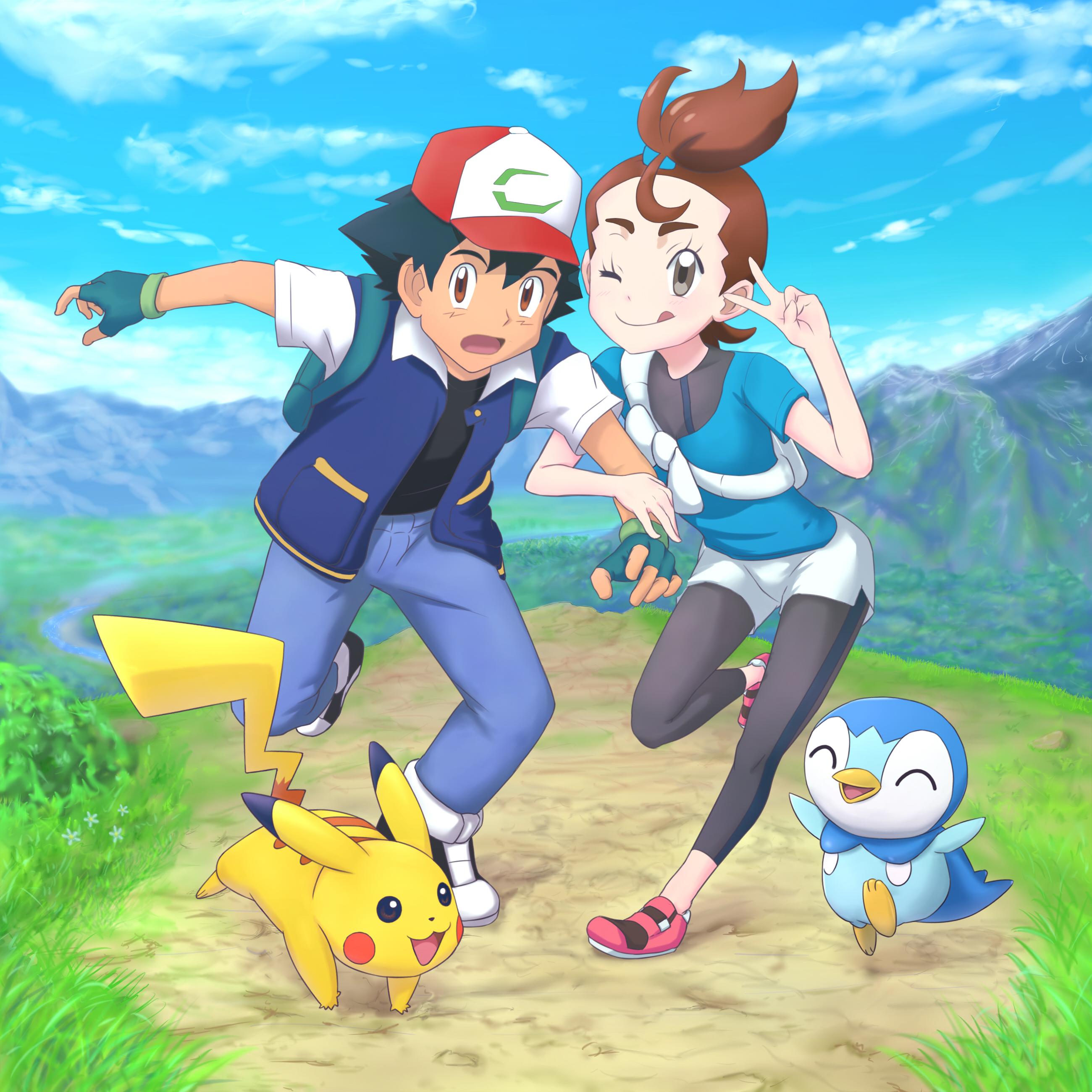 Pok 233 Mon The Movie I Choose You Image 2126744 Zerochan Anime Image Board