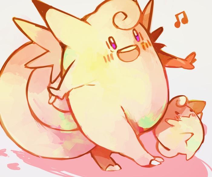 Clefable 9 Fav Pokemon