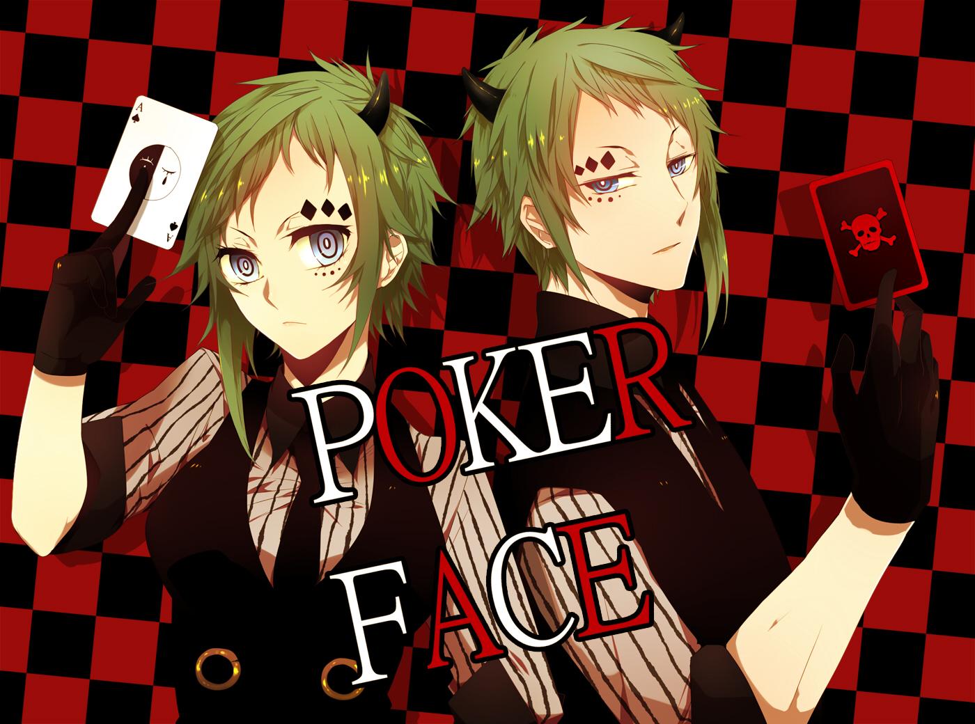 Hasil gambar untuk anime poker
