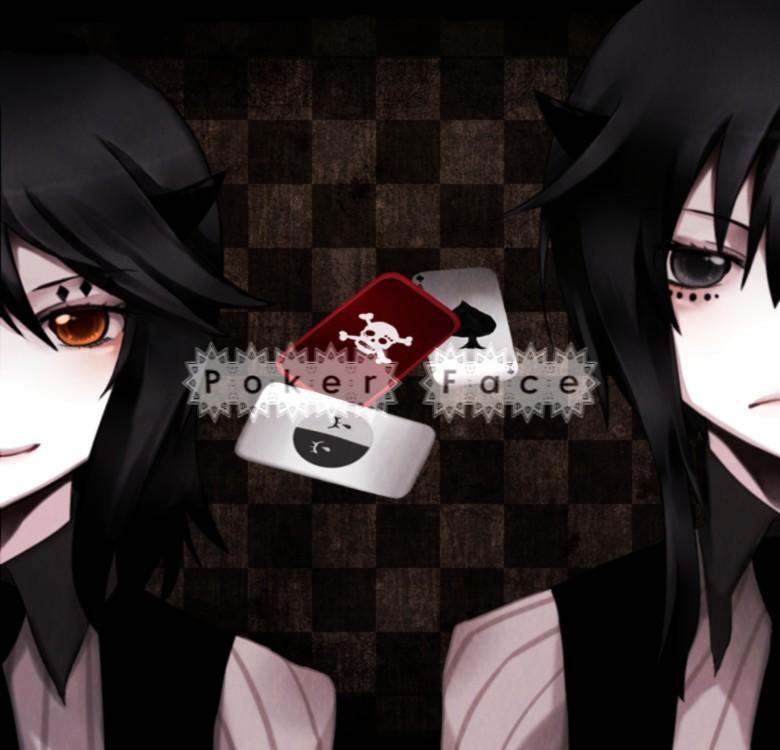Poker Face Image 902248 Zerochan Anime Image Board