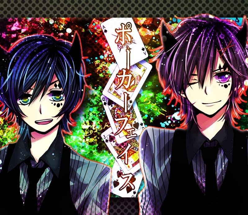 Poker Face Image 959005 Zerochan Anime Image Board