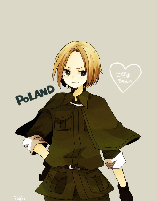 Poland Axis Powers Hetalia Zerochan Anime Image Board