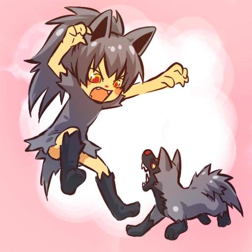 Poochyena Pok 233 Mon Zerochan Anime Image Board
