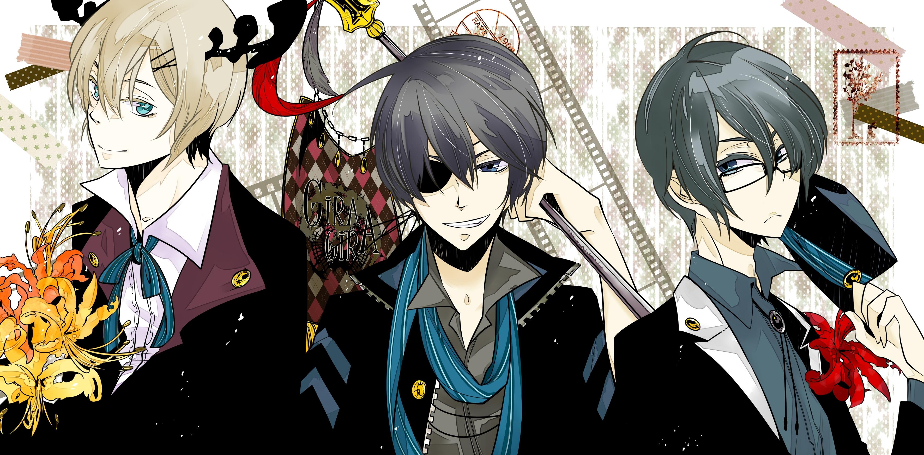 Date masamune pop 39 n music zerochan anime image board - Anime backgrounds com ...