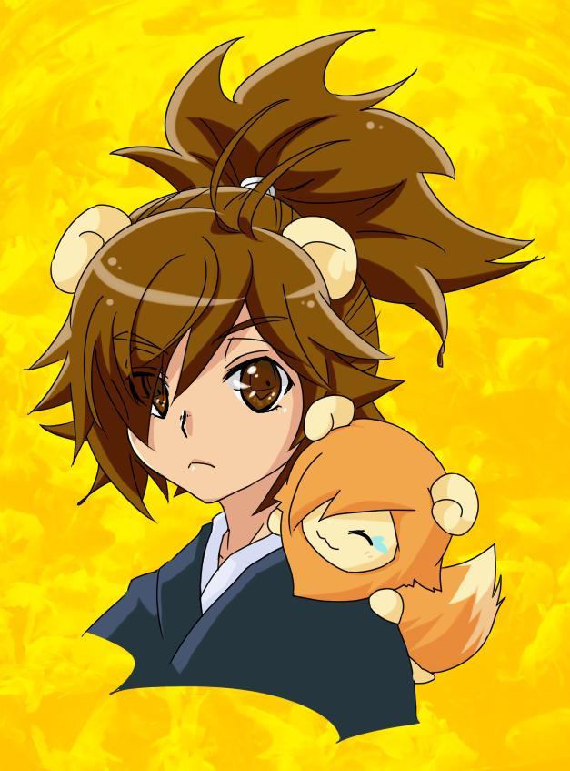 Tags: Anime, Pixiv Id 2205804, Smile Precure!, Pop (Smile Precure), Shishimimi, Pixiv, Fanart, Fanart From Pixiv