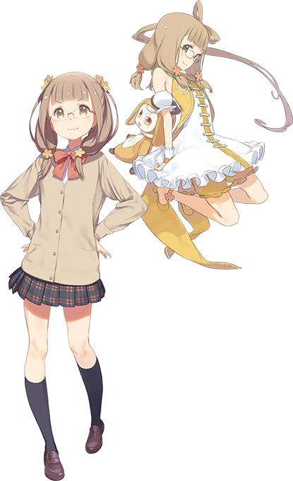 Tags: Anime, Kuroboshi Kouhaku, Uragami Takayuki, Toei Animation, Pop in Q, Daren (Popin Q), Tomodate Konatsu, Mobile Wallpaper, PNG Conversion, Official Art, Cover Image