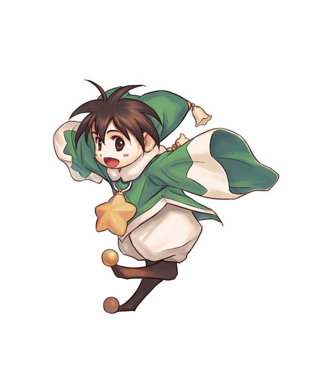 Tags: Anime, Gust, Nippon Ichi Software, Atelier Iris, Popo (Atelies Iris), Official Art
