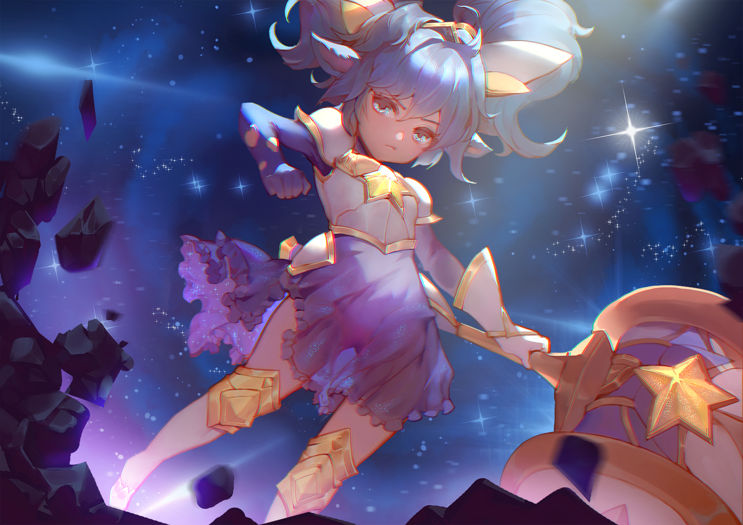 Poppy League Of Legends Zerochan Anime Image Board
