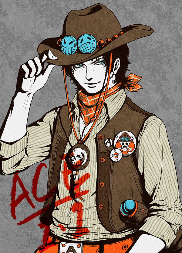 Portgas D. Ace - ONE PIECE - Mobile Wallpaper #1387426 ...