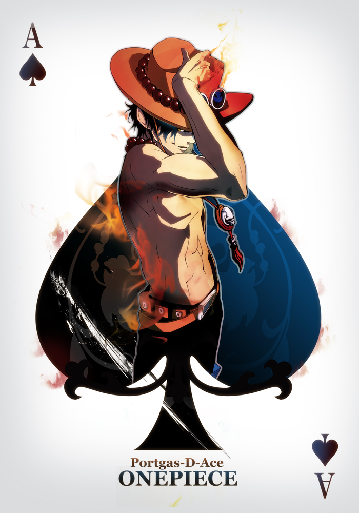Portgas D Ace One Piece Zerochan Anime Image Board