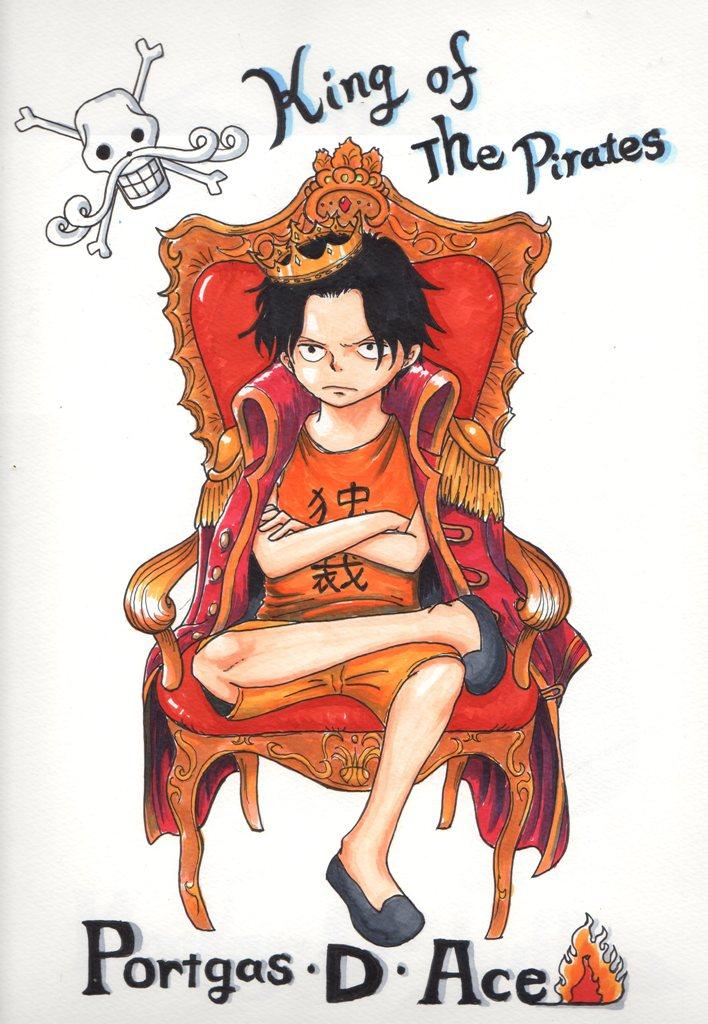 Portgas D Ace One Piece Mobile Wallpaper 1888148 Zerochan