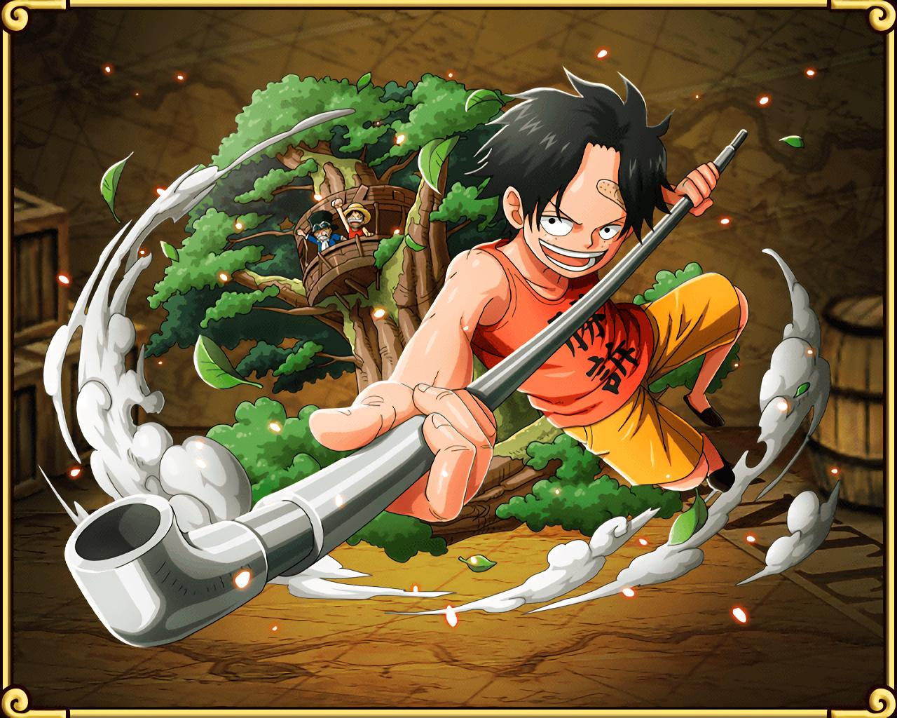 Portgas D Ace One Piece Wallpaper 2464414 Zerochan Anime Image Board