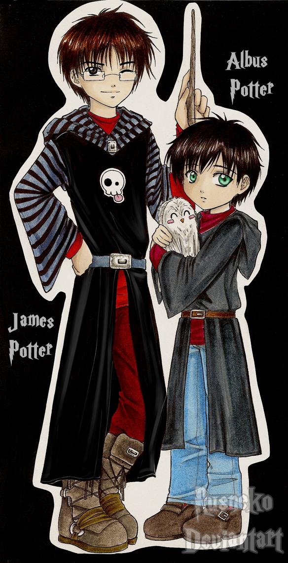 Potter Family/#805392 - Zerochan