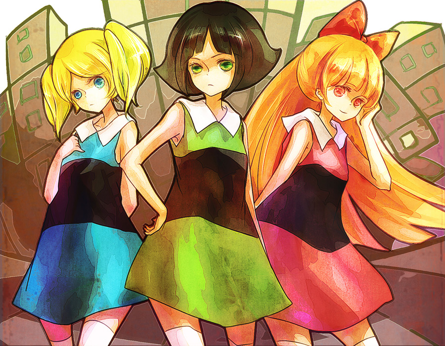 Power Puff Girls  Zerochan Anime Image Board