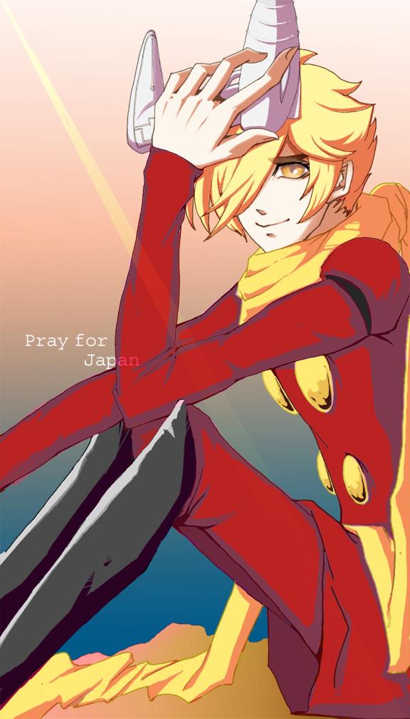 Tags: Anime, Pixiv, Pray For Japan
