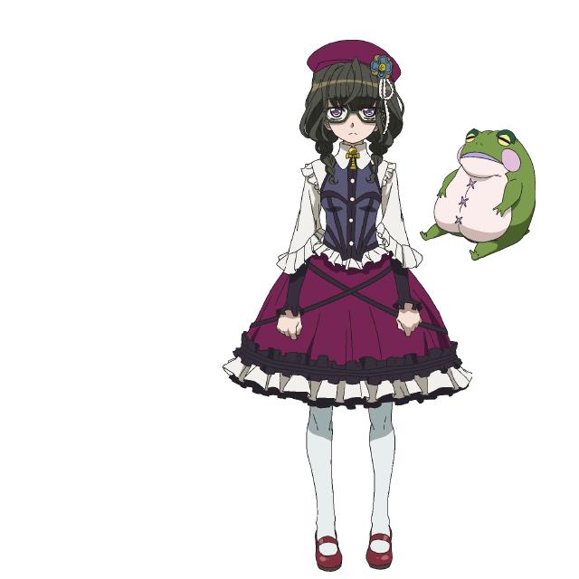 Tags: Anime, Fujimoto Satoru, SATELIGHT, Senki Zesshou Symphogear, Senki Zesshou Symphogear AXZ, Prelati (Senki Zesshou Symphogear), PNG Conversion, Cover Image, Official Art