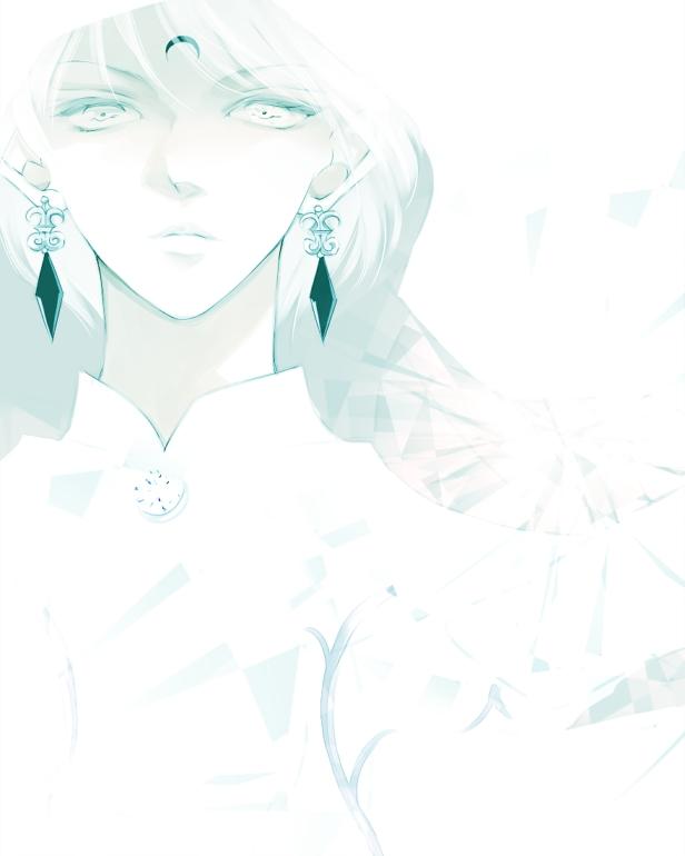 Tags: Anime, Saki Kunkatan, Bishoujo Senshi Sailor Moon, Prince Diamond, Fanart
