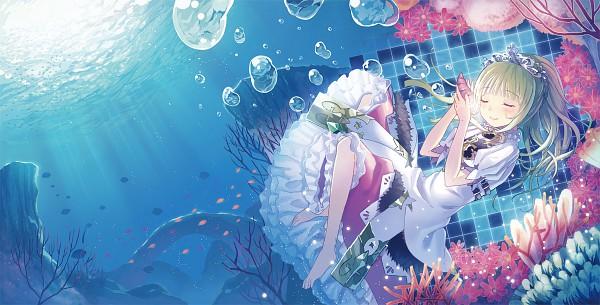 Tags: Anime, Kichiroku, Atlus, Sekaiju No Meikyuu 3, Sekaiju no Meikyuu, Princess (Sekaiju), Bubble