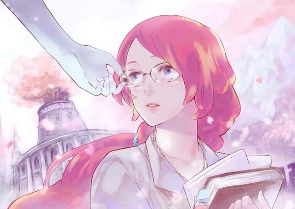Tags: Anime, Tobeneep, Adventure Time, Princess Bonnibel Bubblegum, Pink Skin, Fanart