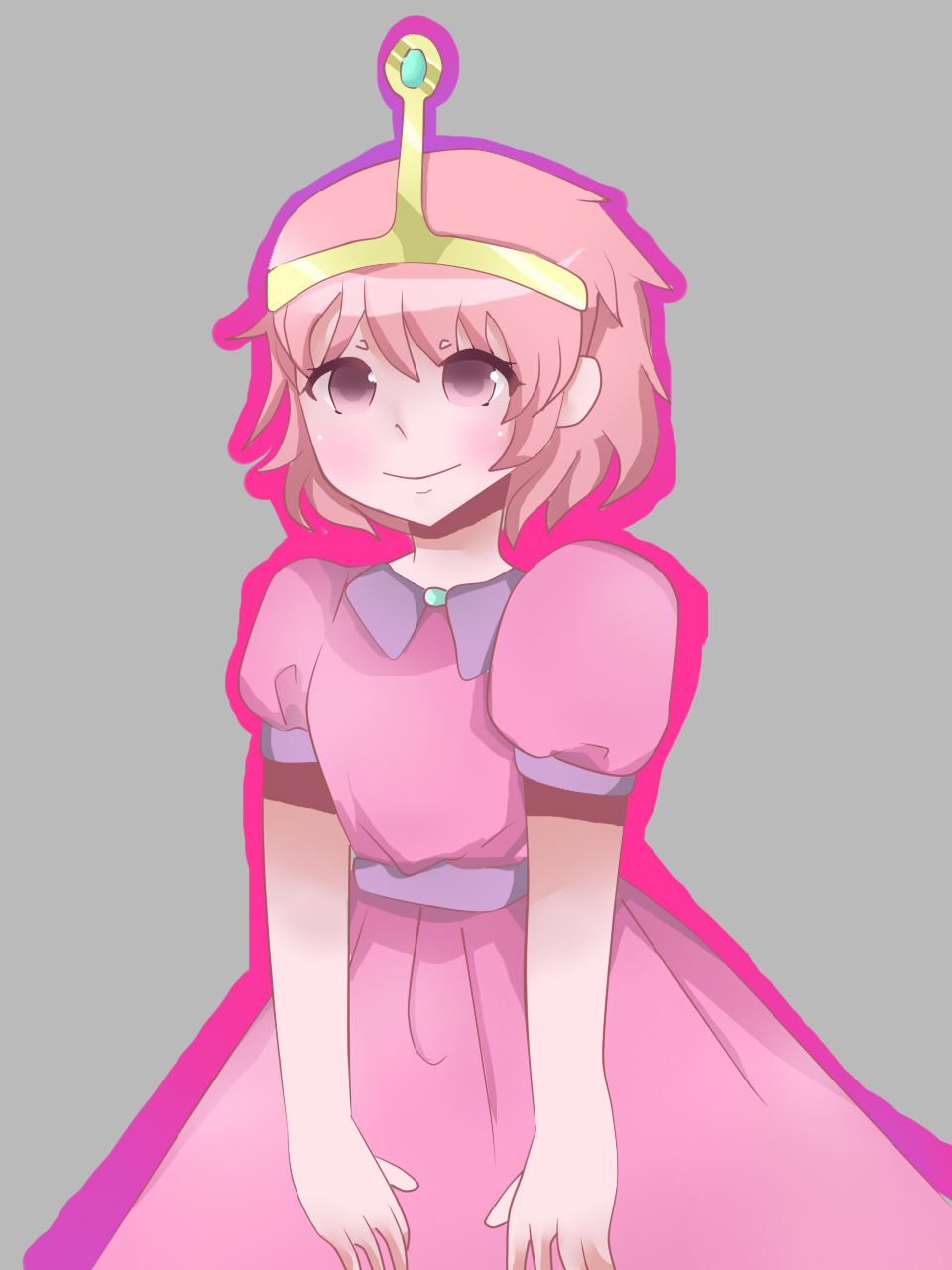 Princess Bonnibel Bubblegum - Adventure Time - Image ...  Princess Bonnib...