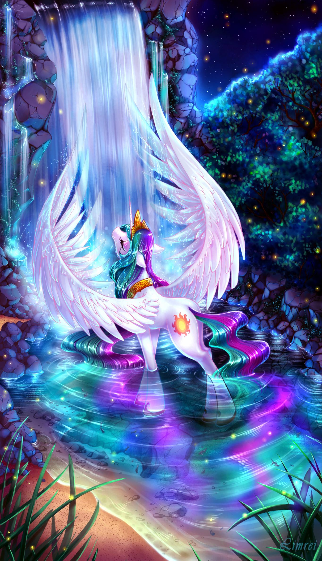 Princess celestia my little pony zerochan anime image - Images princesse ...