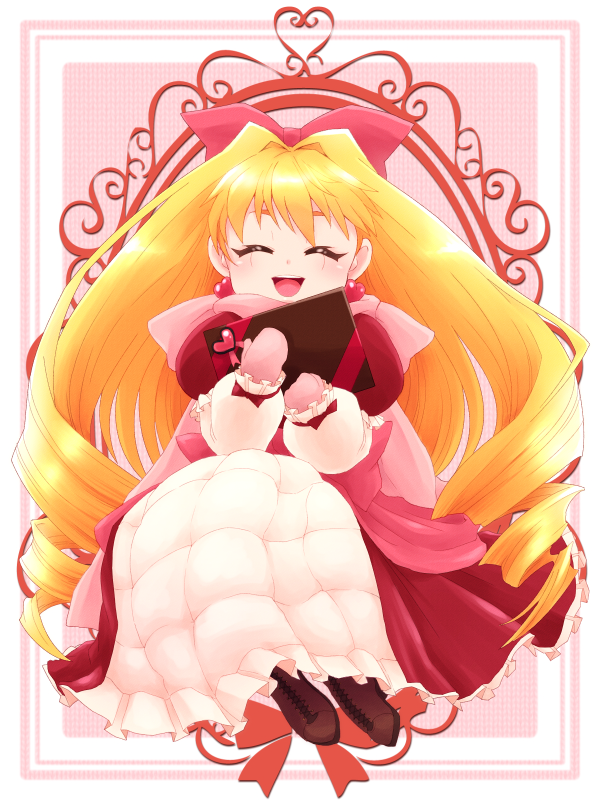 Tags: Anime, Pixiv Id 2788905, Yu-Gi-Oh!, Yu-Gi-Oh! ZEXAL, Princess Cologne, Multi-colored Dress, 3:4 Ratio