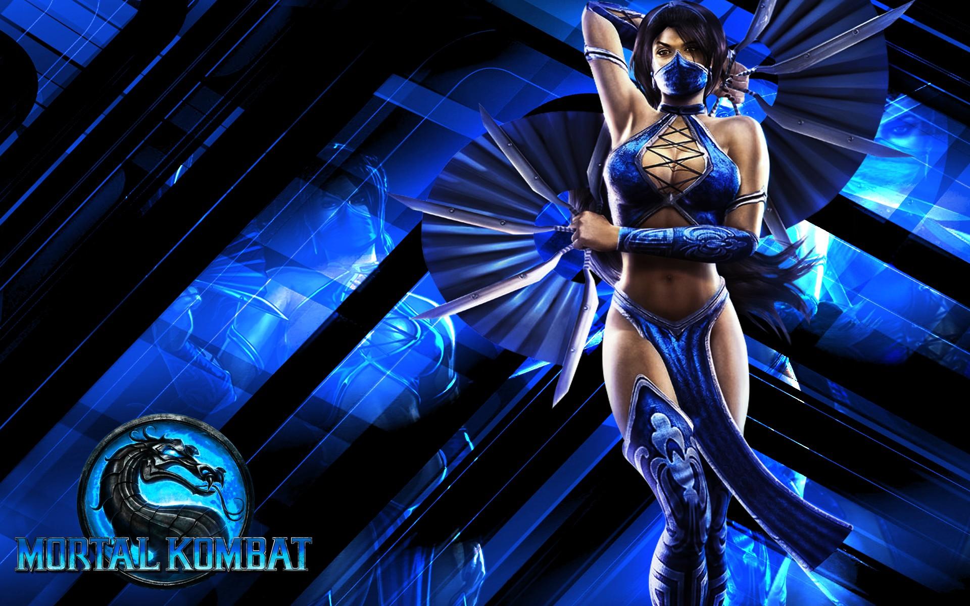 Mortal Kombat Kitana