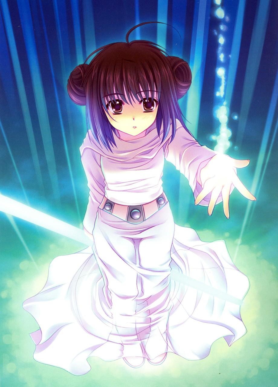 Princess Leia Organa Solo Star Wars Mobile Wallpaper 666953 Zerochan Anime Image Board