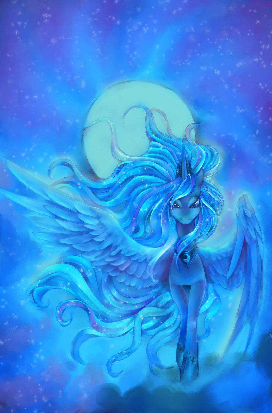 Princess Luna - My Lit...