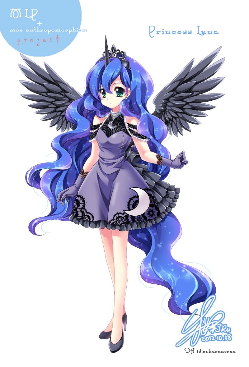 Princess Luna Fanart Zerochan