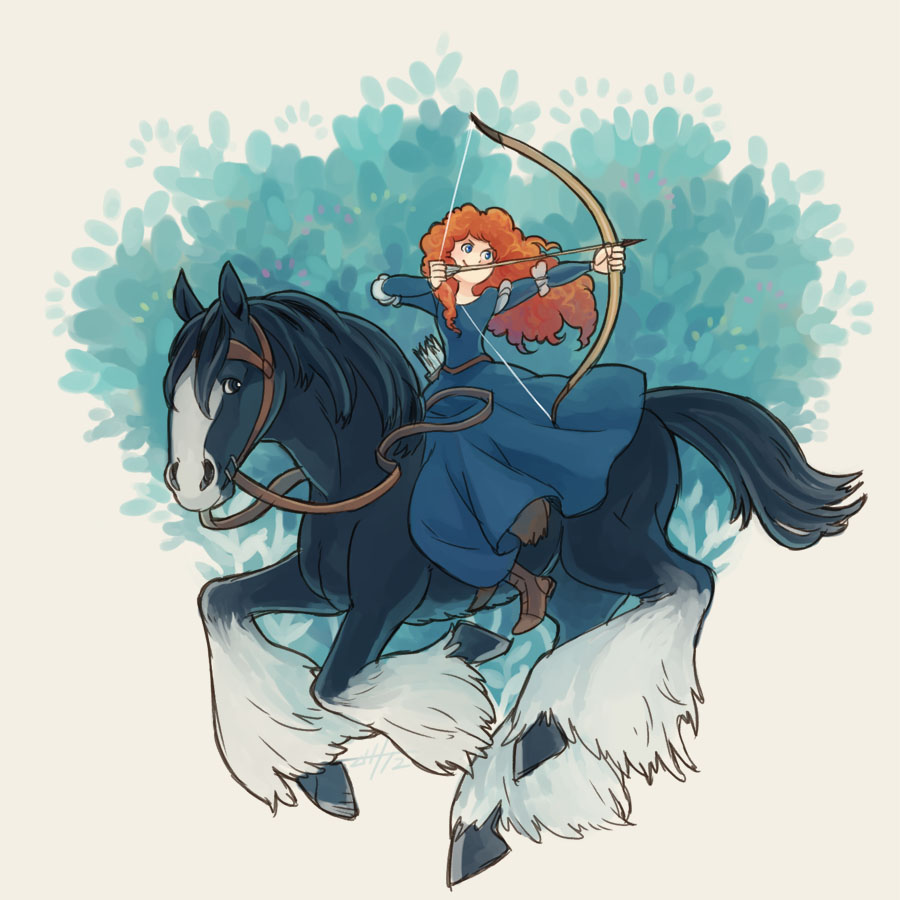 angus (brave) - brave (disney) - zerochan anime image board