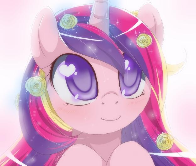 Princess Mi Amore Cadance - My Little Pony - Image #1319844 - Zerochan  Anime Image Board
