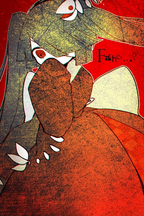 Tags: Anime, Pixiv Id 4058846, Oounabara to Wadanohara, Princess Mikotsu, Tumblr, Mobile Wallpaper, Fanart