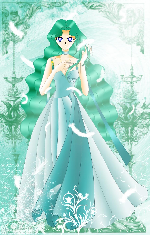 Princess neptune kaiou michiru zerochan anime image board - Manga princesse ...
