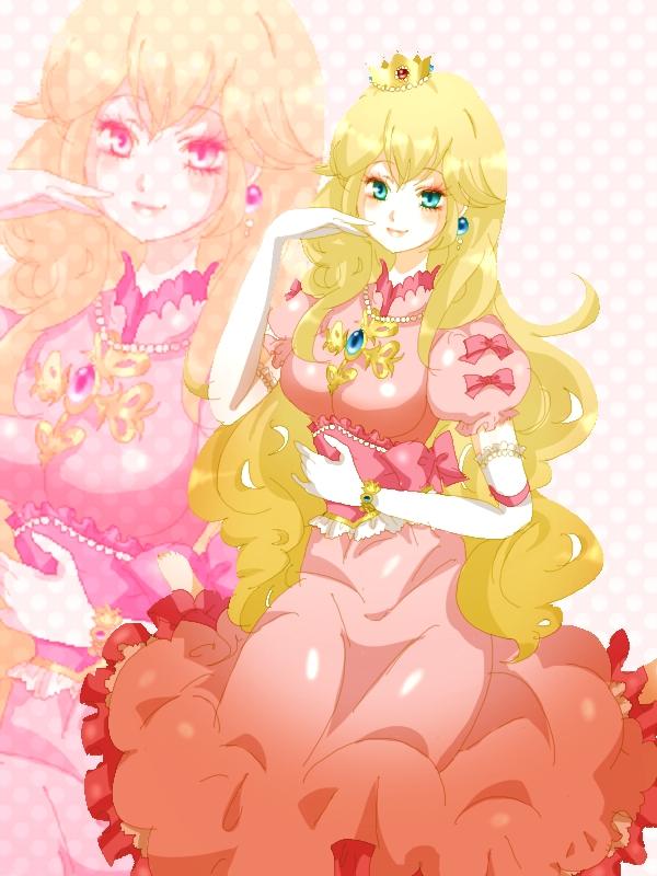 princess peach. Princess.Peach.full.1158549