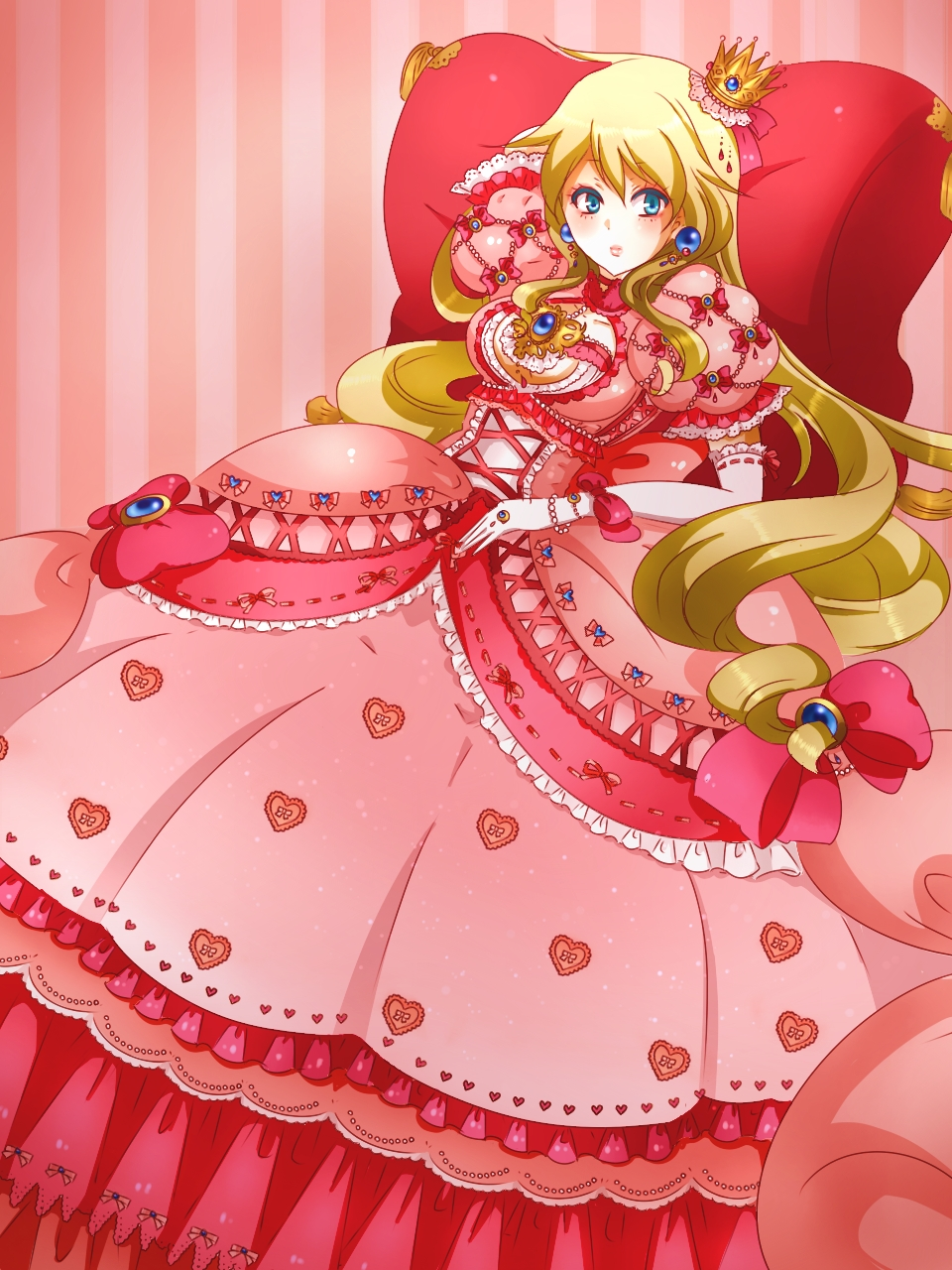 Princess Peach - Super Mario Bros. - Image #1252115 - Zerochan Anime ...