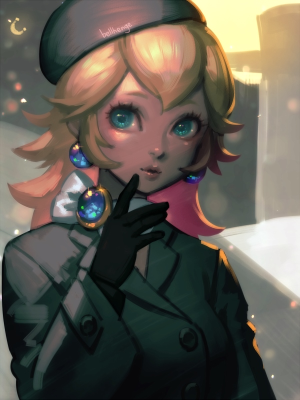 Tags: Anime, Bellhenge, Super Mario Odyssey, Super Mario Bros., Princess Peach, Wallpaper, Fanart From DeviantART, Fanart, deviantART