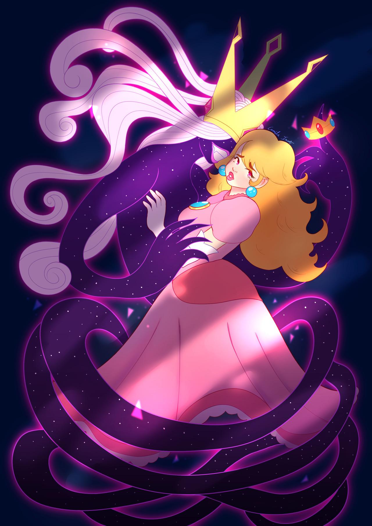 Shadow Queen Super Mario Bros Zerochan Anime Image Board
