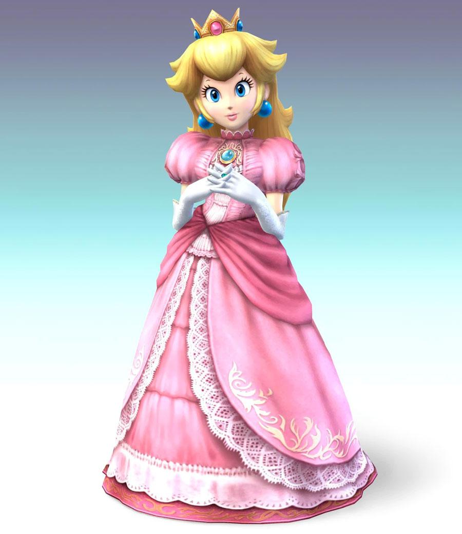 Princess peach super mario bros page 3 of 9 - Images princesse ...