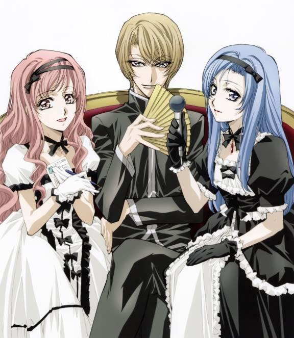 Princess princess nakajima atsuko zerochan anime image - Manga princesse ...