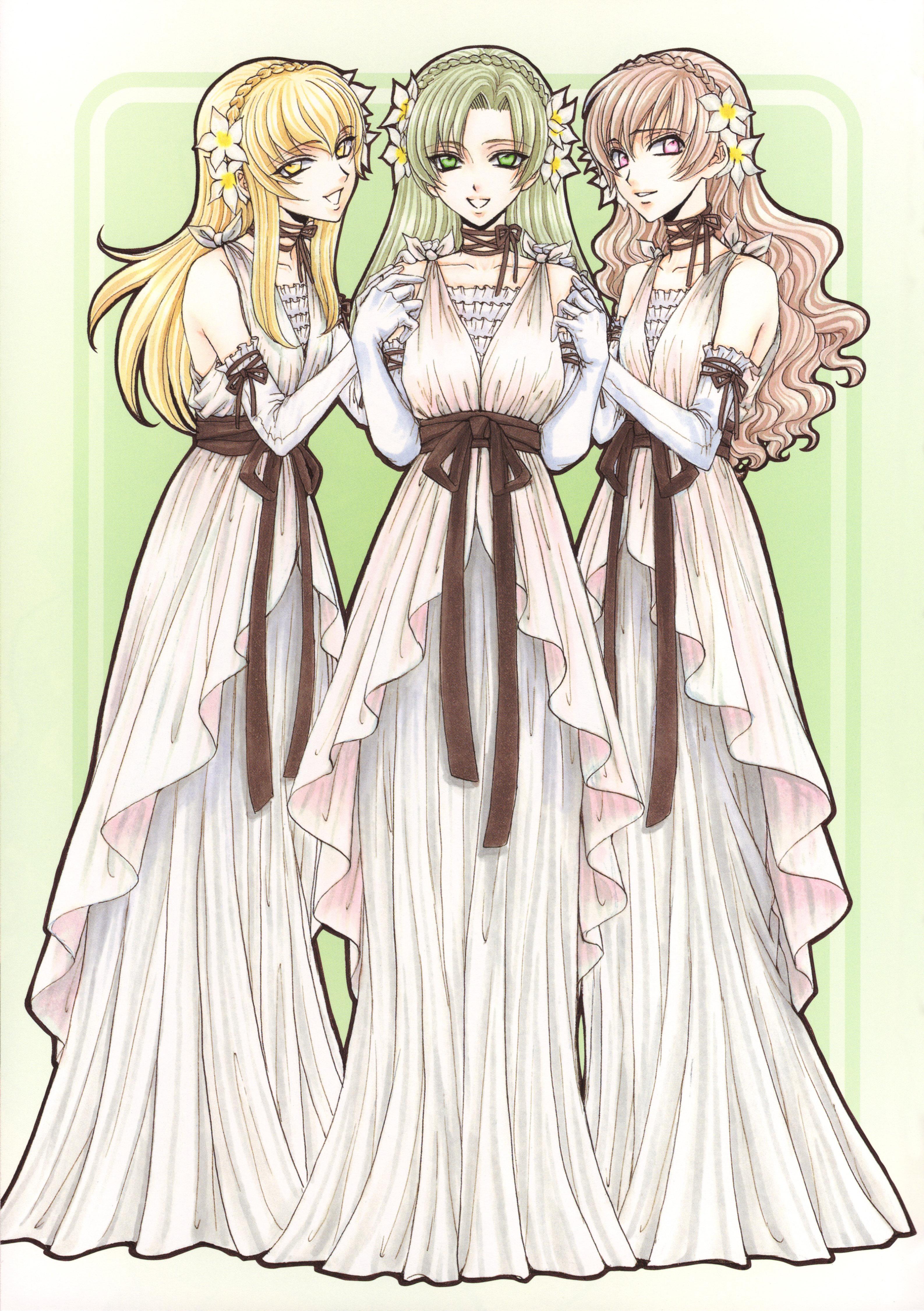 Princess Princess Crossdressing Zerochan Anime Image Board